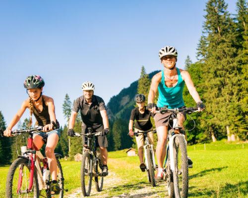 bici escursione